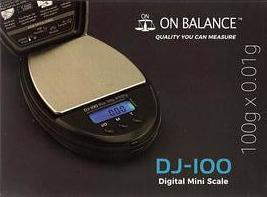 On Balance Scale DJ-100  ( 100g x 0.01g )