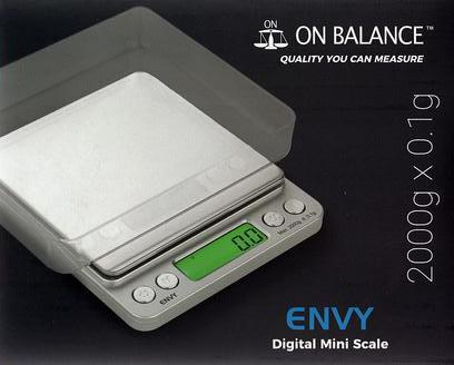 On Balance Envy Scale NV-2000  ( 2Kg x 0.1g )
