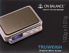 On Balance Scale TW-100  ( 100g x 0.01g )