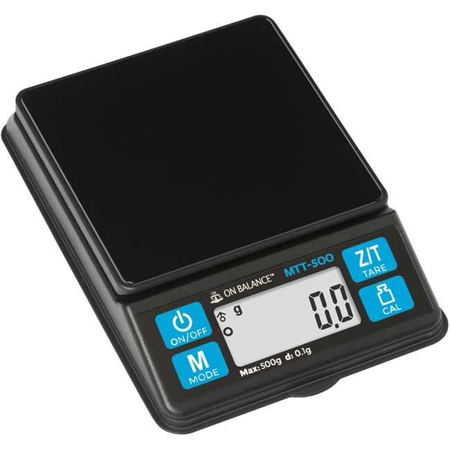 On Balance Mini Table Top Scale MTT-500  ( 500g x 0.1g )