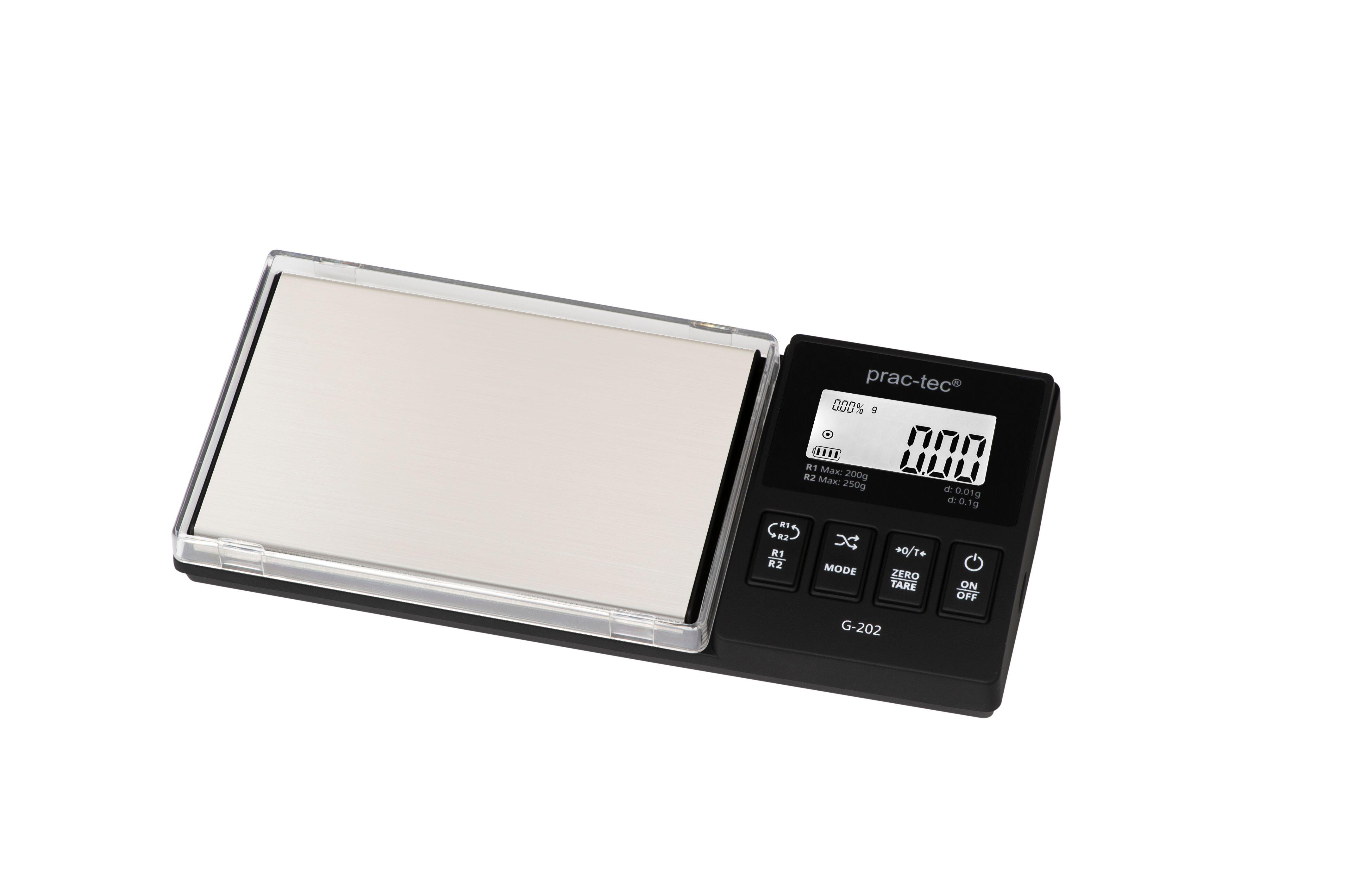 Prac-Tec G-202 Jewellers Scale 200g x 0.01g